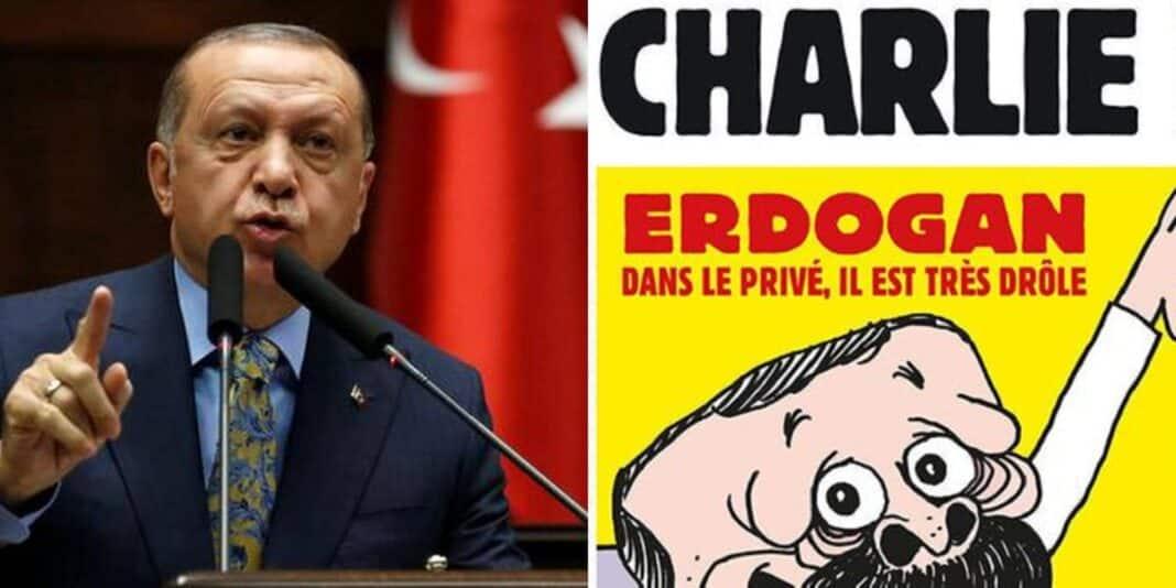 Erdogan, Charlie