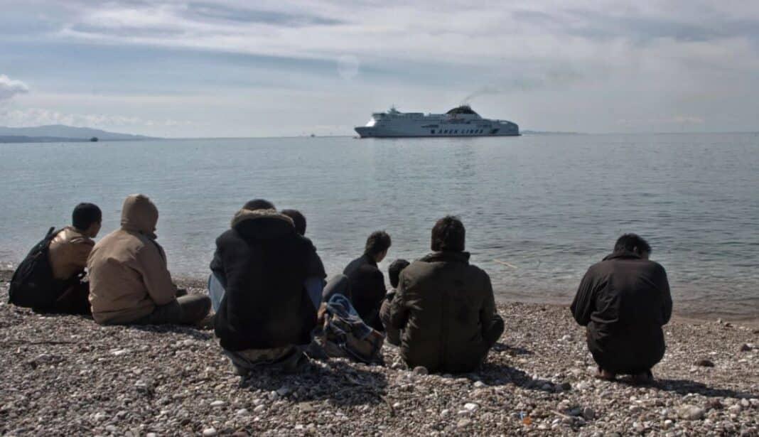 Grecia, immigrati