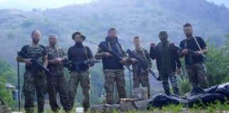 combattenti in Armenia armeno
