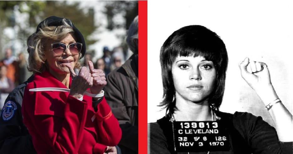 Jane Fonda tifa Coronavirus