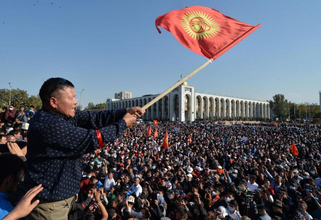 Kirghizistan, caos