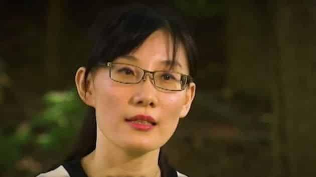 La virologa Li Meng Yan