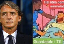 Mancini. Covid