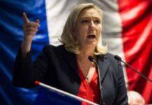 Marine Le Pen conto il terrorismo