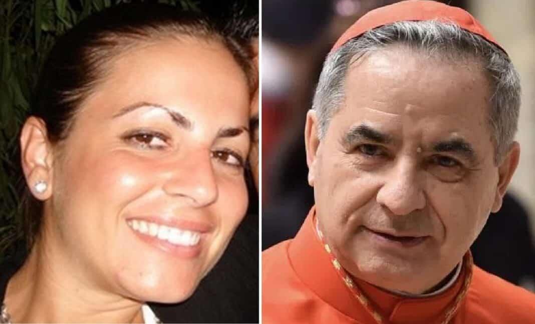 dama cardinale becciu