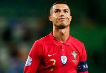 Ronaldo, coronavirus