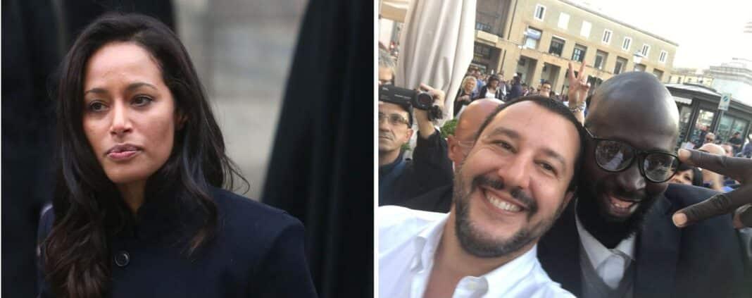 Rula Jebreal contro Salvini