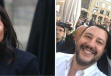 """Rula Jebreal contro Salvini """"suprematista bianco"""""""