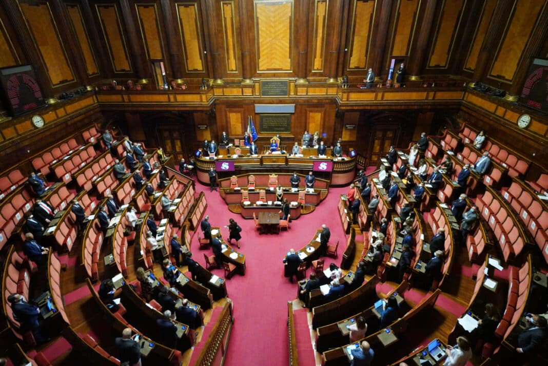 Senato, parlamentari