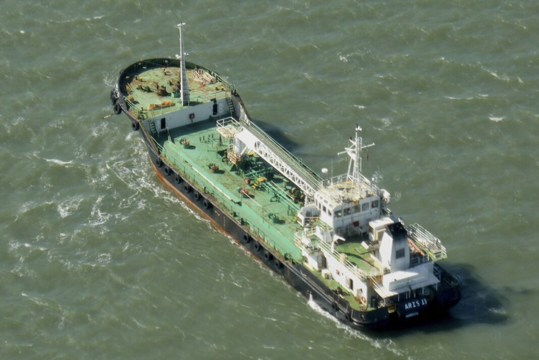 Somalia, petrolio