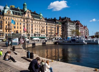 Svezia, lockdown