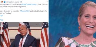 Trump Heather Parisi