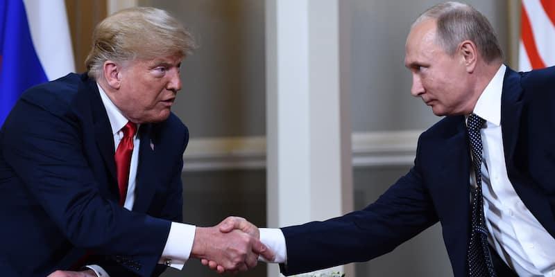 Russia, Trump