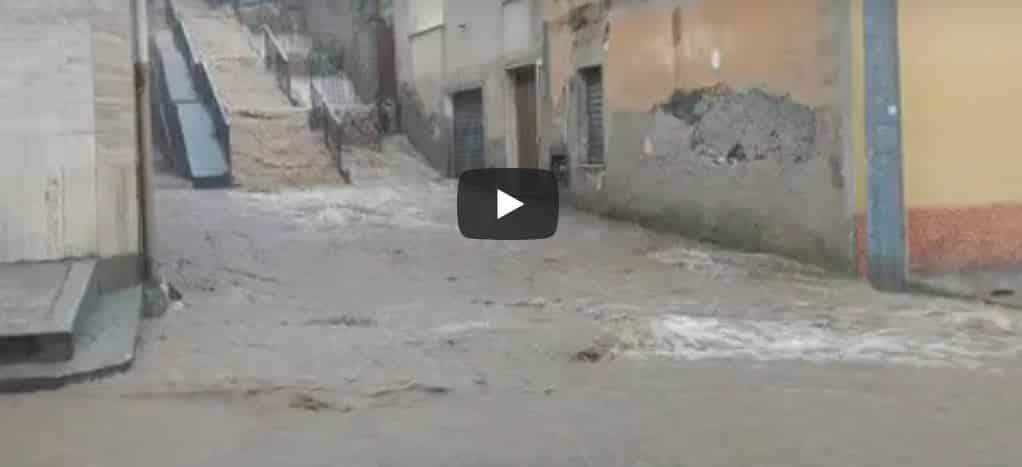 Sardegna, alluvione