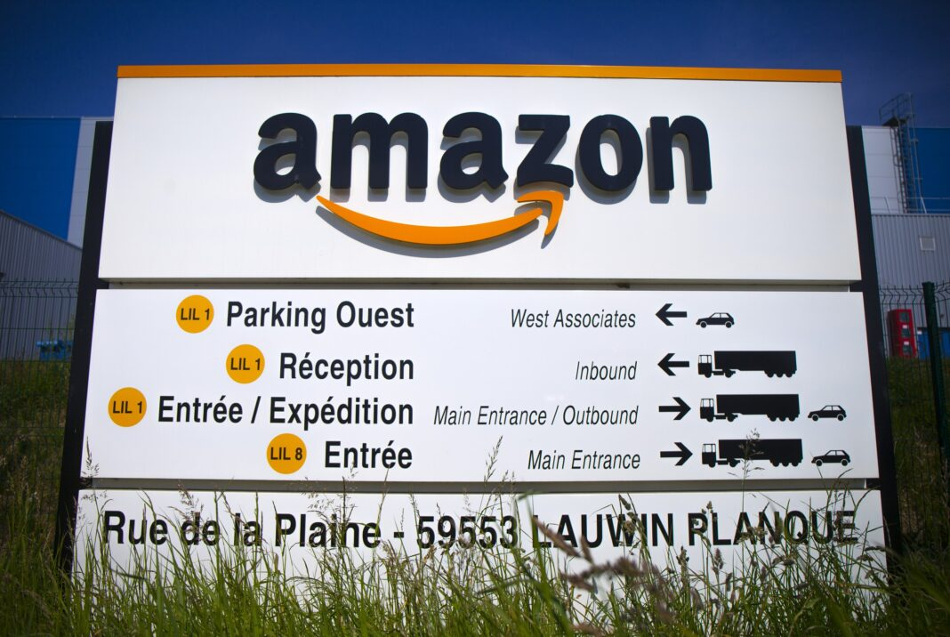Amazon, Francia
