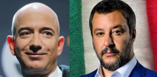 amazon salvini confesercenti natale