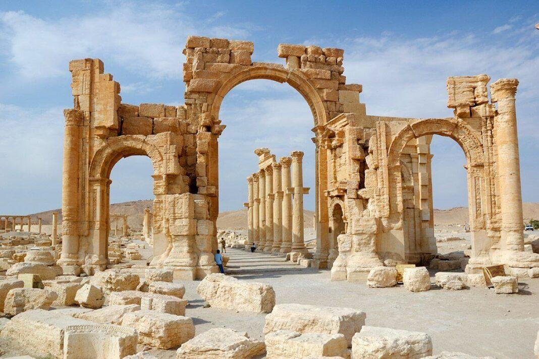 Palmira, Arco