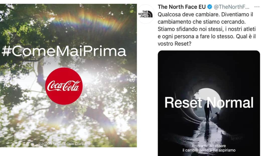 coca cola north face grande reset