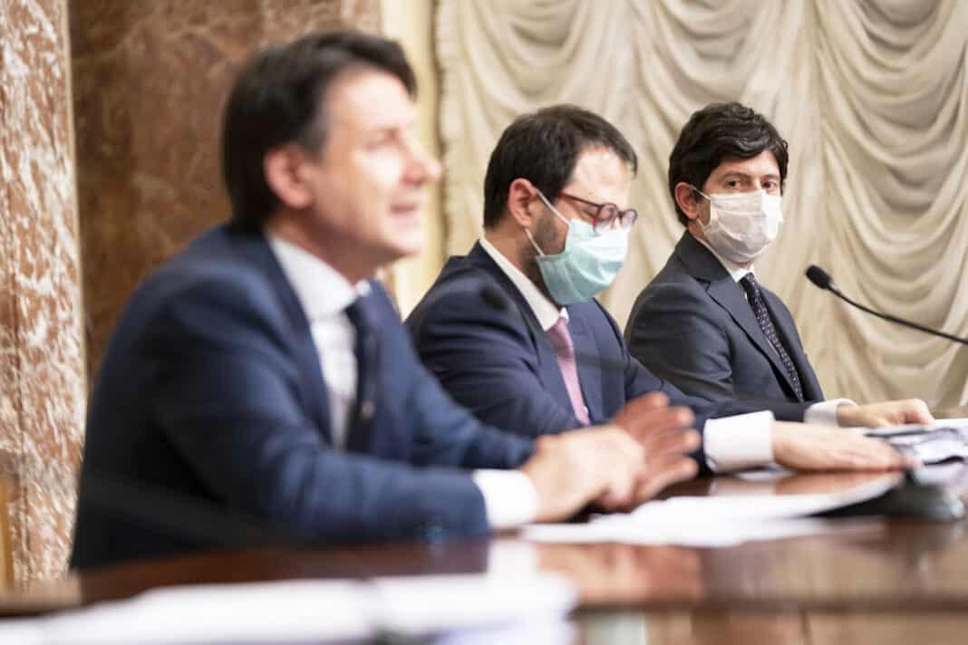 Dpcm, governo