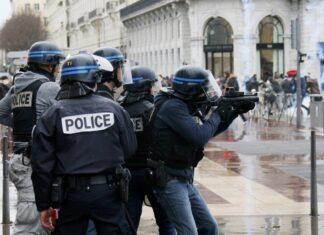 Francia Polizia