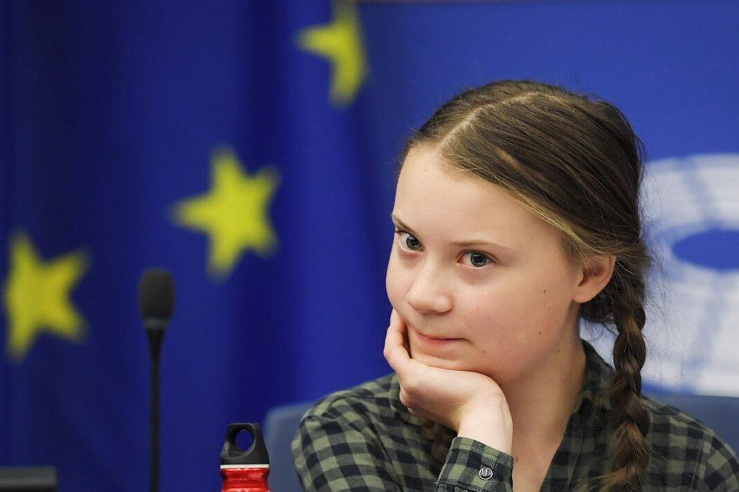 Greta Thunberg, Ue