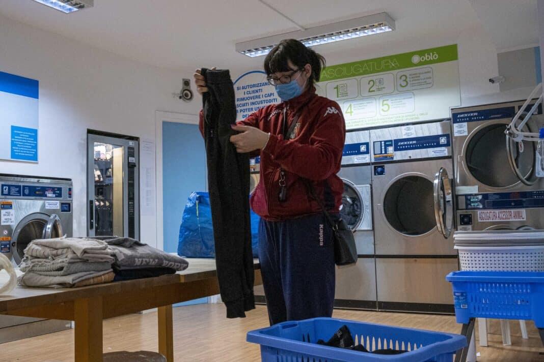 lavanderie, crisi