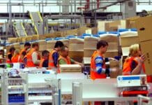 Lavorare in Amazon