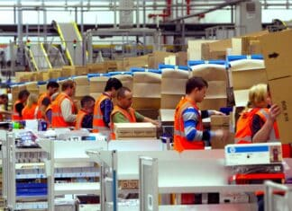 Lavorare in Amazon