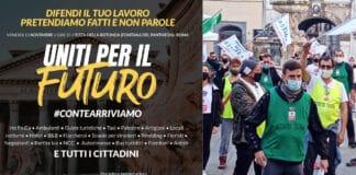 ristoratori firenze roma marcia
