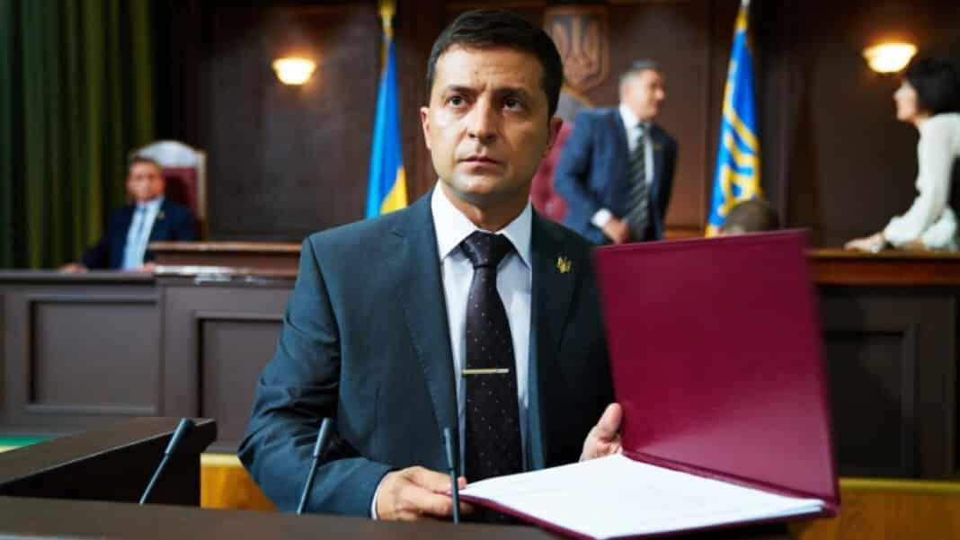 Ucraina Volodymyr Zelensky