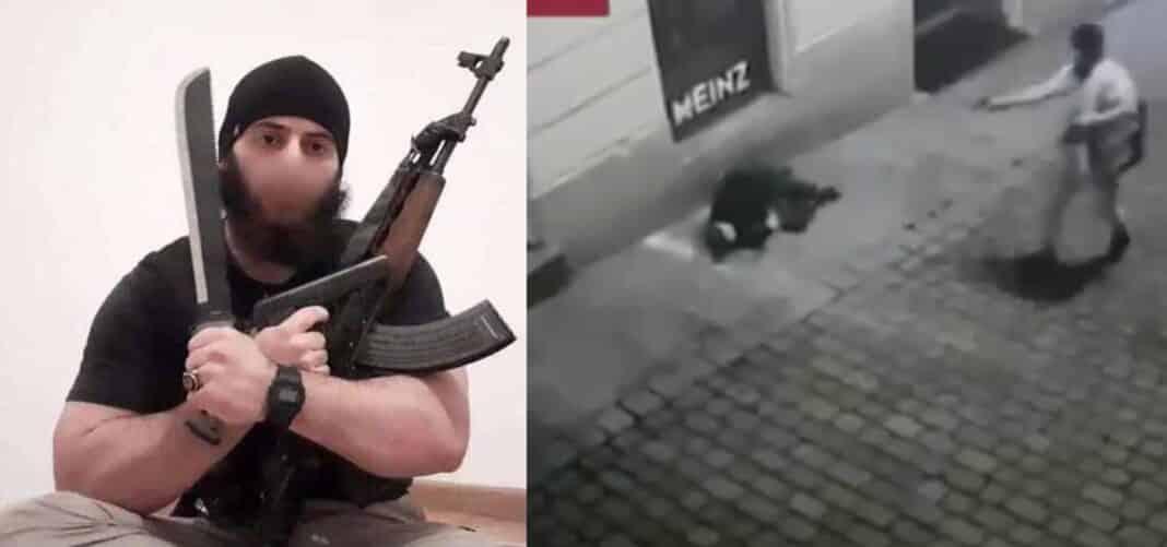 Vienna attentatore