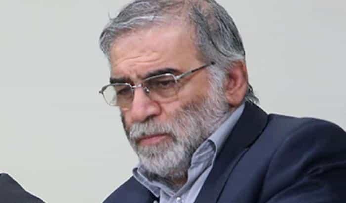Fakhrizadeh scienziato iraniano ucciso