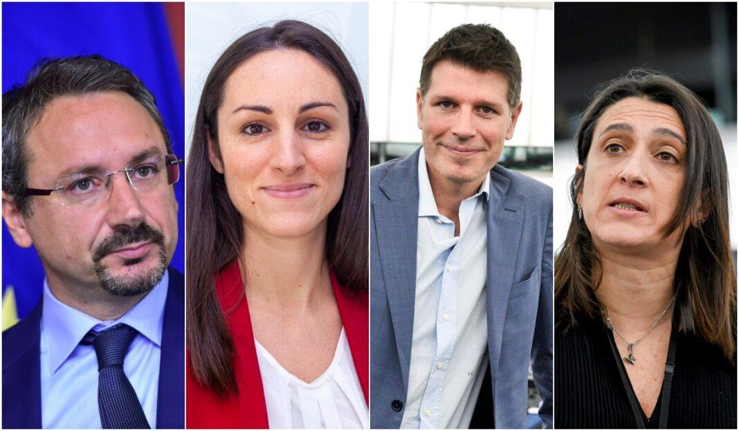 Eurodeputati M5S