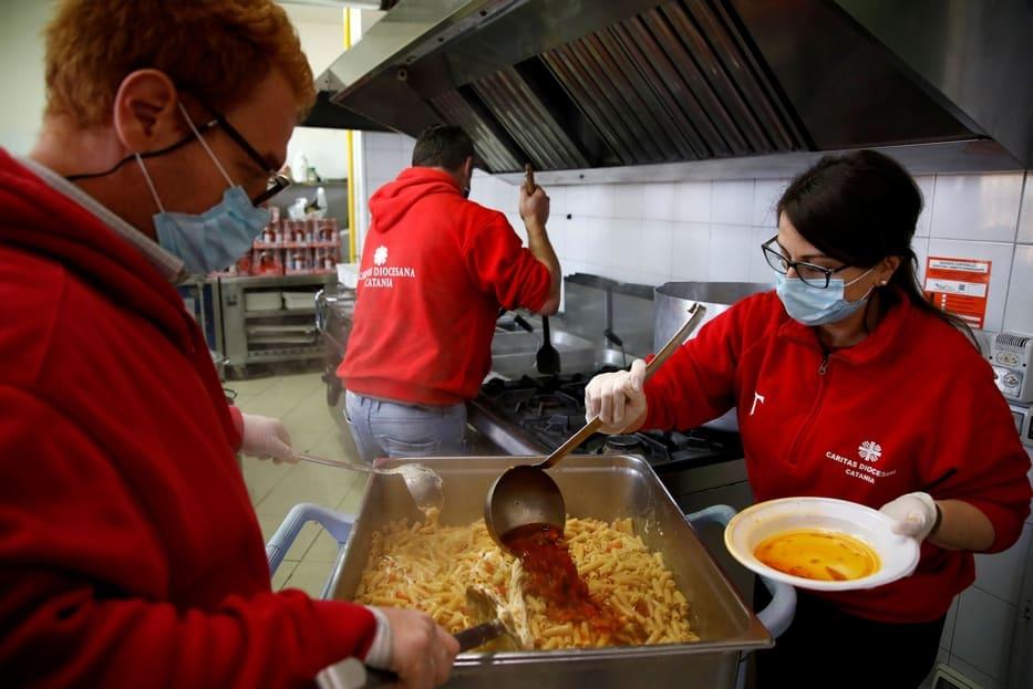 caritas roma allarme povertà
