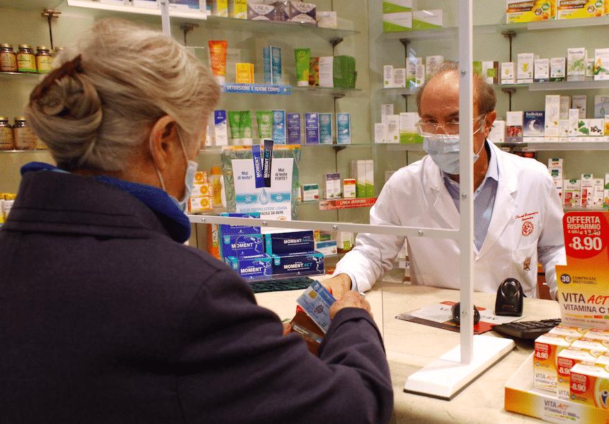farmacia medicinali