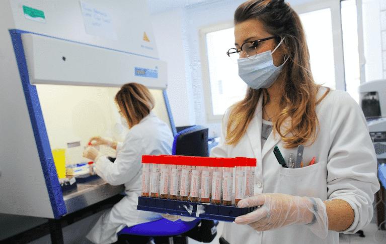 laboratorio covid aosta
