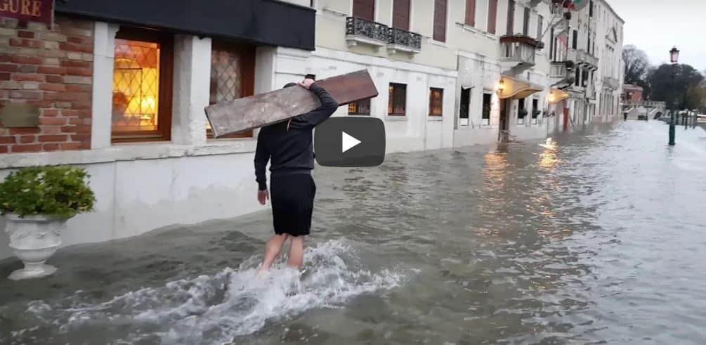 Venezia, Mose