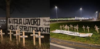 amazon cimitero torino lavoratori