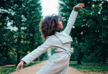 ballerina Berlino razzismo