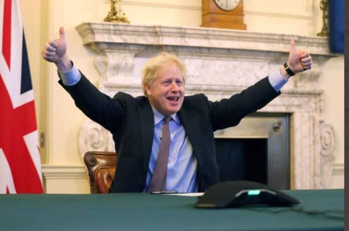 Brexit, Boris Johnson