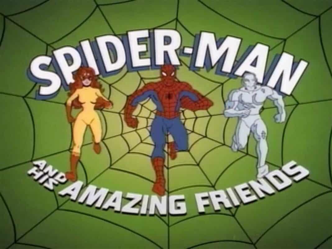 Spider Man Disney