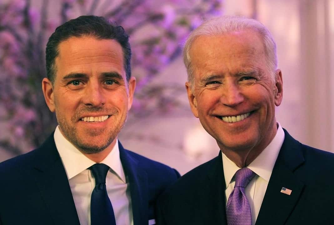hunter biden trump