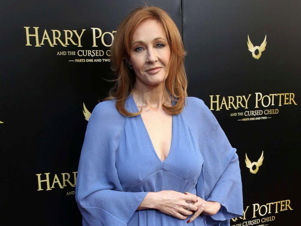 Jk Rowling trans