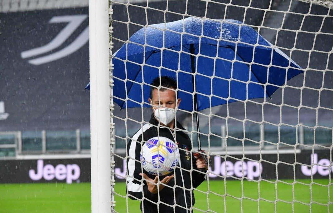 Juve Napoli, partita