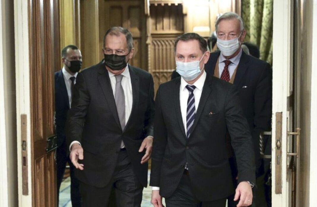 Russia, Lavrov