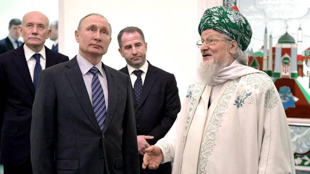 Russia, Islam