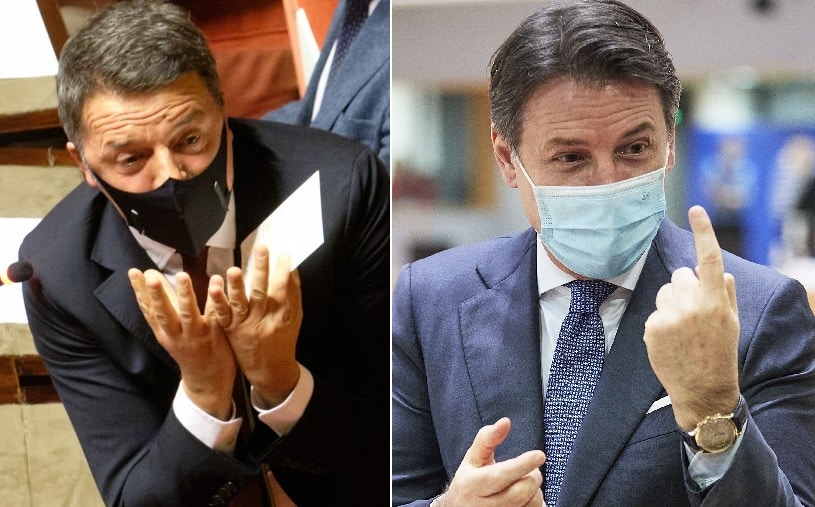 renzi conte recovery fund mes