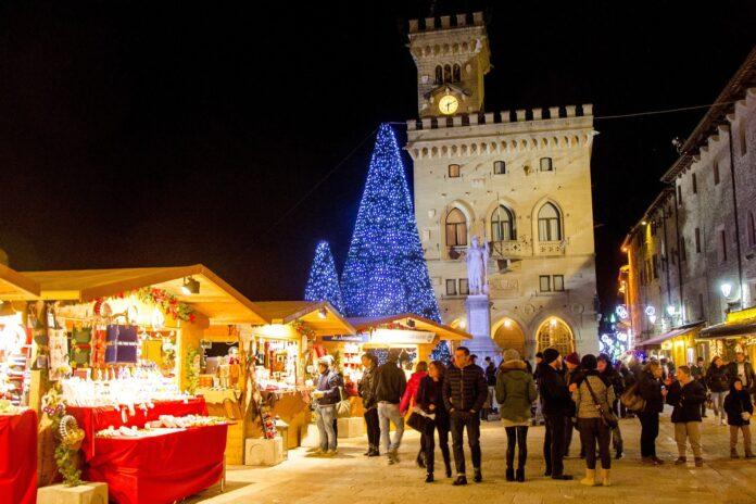 San Marino, festeggia