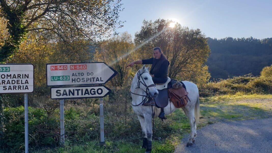 Santiago, cavallo