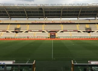 Stadio Torino Vigilia